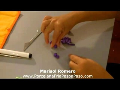 Ultimo video de Frutas: Modelado de Uvas