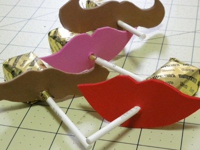 Valentine's Day Lollipops