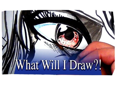 WHO IS IT?- Turn a SCRIBBLE into a DRAWING