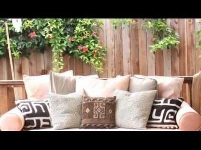 10 Pretty DIY Outdoor Furniture Pieces To Enliven Your Patio