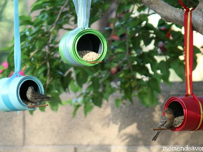 15 Cool DIY Bird Feeders