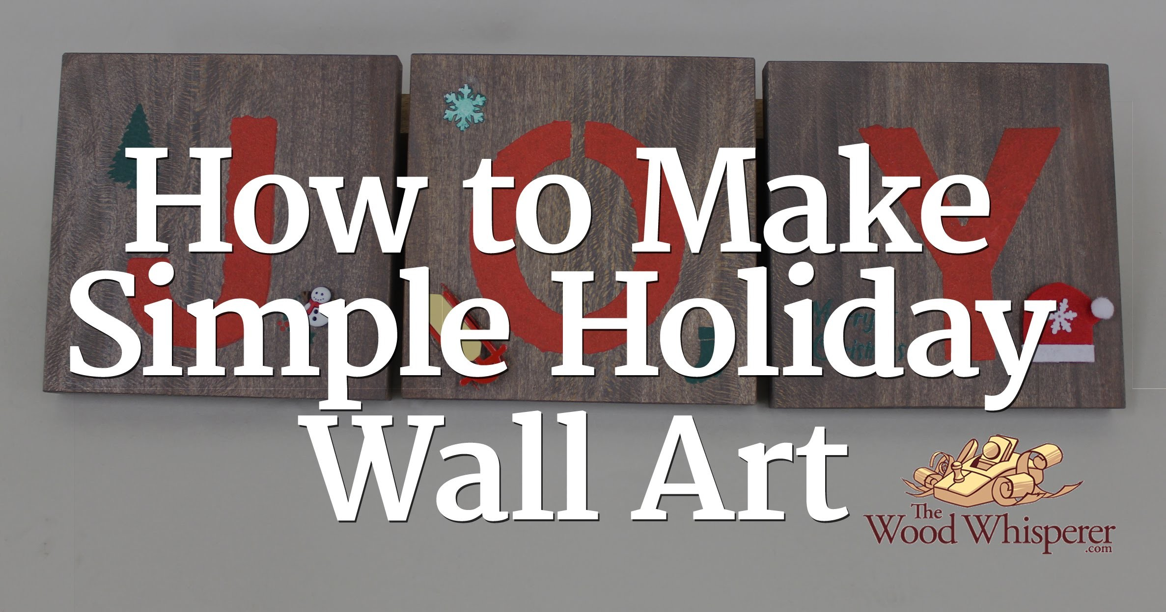 234 - Holiday Wall Art