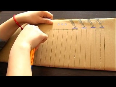 3278 How To Make a CD Shelf By Yourself