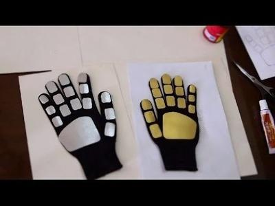 #73: Daft Punk Glove DIY - One Day Build (template)