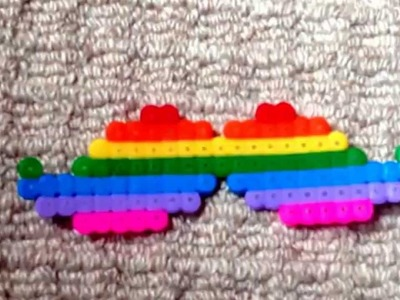 All my perler.Hama bead creations!