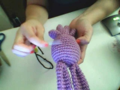 Amigurmi Bunny - Sewing Together and the Finishing Touches!
