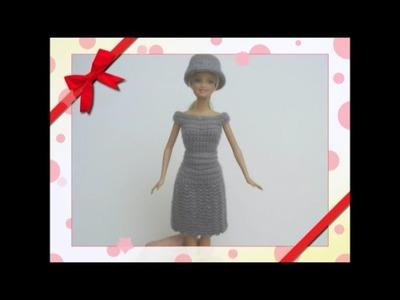 Barbie's -  Shell Stitch Dress