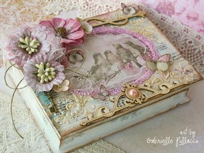 Book Treasure Box Tutorial