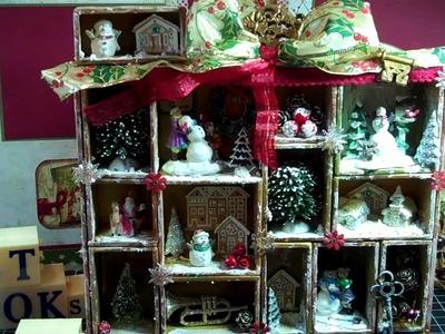 Christmas Composition Box