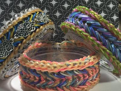 Coat of Arms Rainbowloom Bracelet