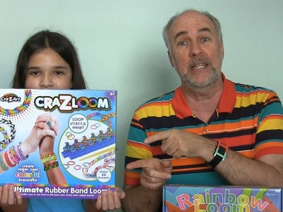 CraZLoom Review- Friendship Bracelet Maker | EpicReviewGuys