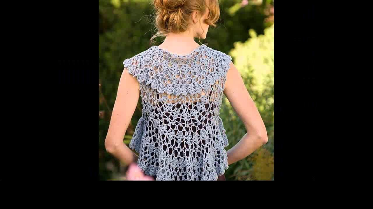 Crochet shrug for women tutorial