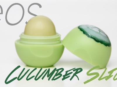 Cucumber Slice eos lip balm   Pencilmade.dk