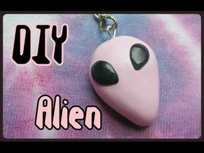 DIY Pastel Alien Charm
