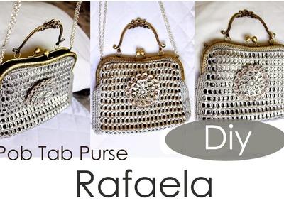DIY: Pop Tab Purse Rafaela Part 1