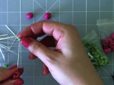DIY Skulls Necklace - Collar calaveras