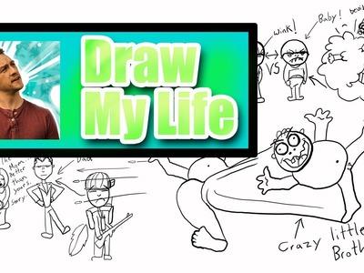 Draw My Life Sketchy Trav