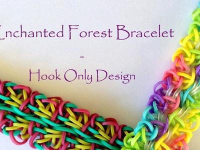 Enchanted Forest Bracelet - Hook Only Design
