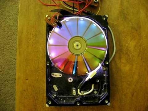 HDD Clock Update