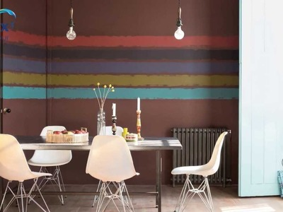 How to create stunning stripes - Dulux