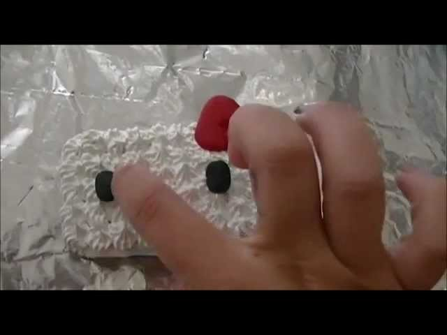 How to make a HELLO KITTY!!!!!!! box :)