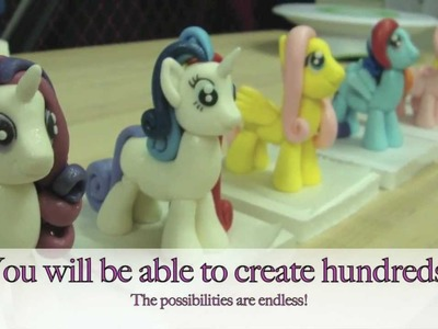 How To Make A Little Pony Tutorial
