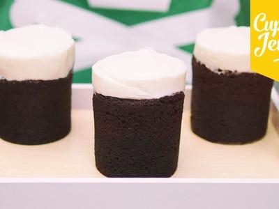 How to make Chocolate Guinness Cakes | Cupcake Jemma Recipe