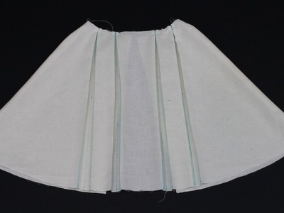 How To Sew A Pleat