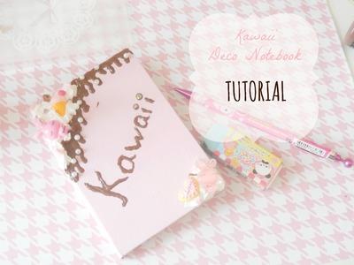 ❤Kawaii Deco Notebook Tutorial❤