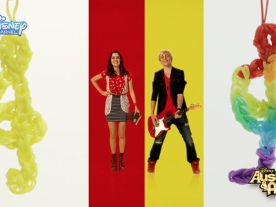 Loom Band Tutorial - Austin & Ally Treble Clef Charm - Official Disney Channel UK HD