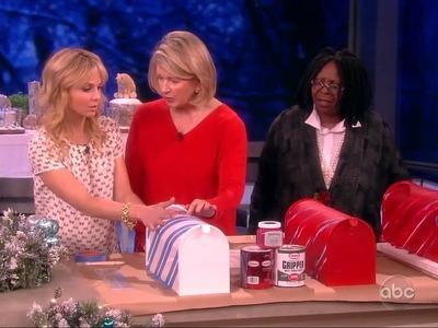 Martha Stewart's Christmas Decorating Tips
