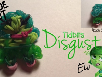Rainbow Loom Disgust Charm | Inside Out [Tidbits Series]