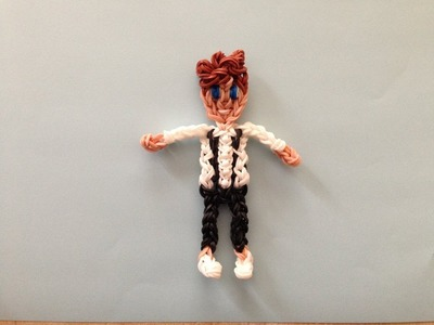 Rainbow Loom LOUIS TOMLINSON One Direction