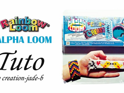 Rainbow Loom - Nouveau Kit Alpha Loom !