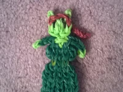 Rainbow Loom Princess Fiona Tutorial Part Two