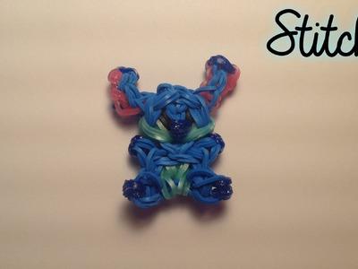 Rainbow Loom Stitch Charm | Lilo & Stitch (Tidbits Series)