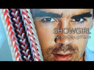 SHOWGIRL Hook Only bracelet design