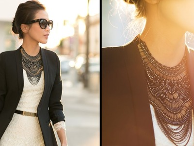 Statement Necklace Pairings