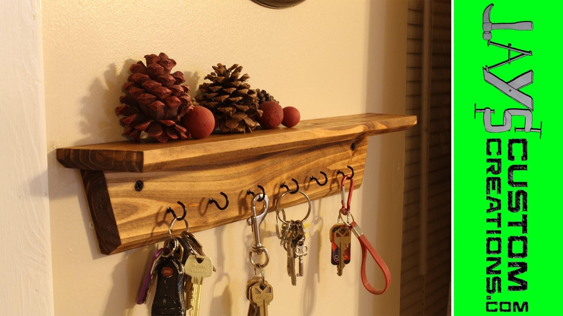 SUPER EASY Key Holder Shelves - 113