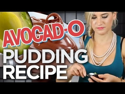 Vegan Jello Pudding (Chocolate Avocado Pudding Recipe) | The Edgy Veg