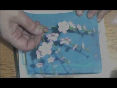 #13 - BLOSSOM (FILLER FLOWERS) - OZZIE CAKE DECORATING