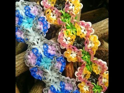 BEDAZZLED Rainbow Loom Bracelet