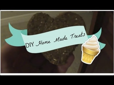 Diy: Easy Guinea Pig Treats!
