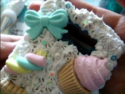 ♡ FFWD DIY : Phone Case Deco Den ♡