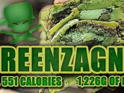 Greenzagna - Epic Meal Time