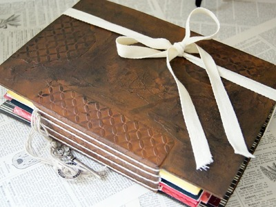 Greeting Card Memory Book - Project Share
