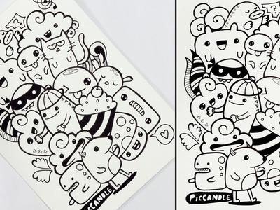 How I Doodle - Just A Random Doodle