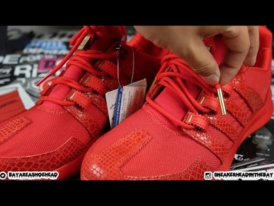 How To Install Metal Aglets From Angelus Direct Tutorial!