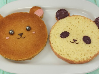 How to Make Bear Pound Cake!