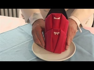 How To Make Tango Napkin